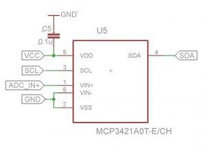 ESP8266 nEXT EVO DevBoard – Part 3 – Analog Extension Board