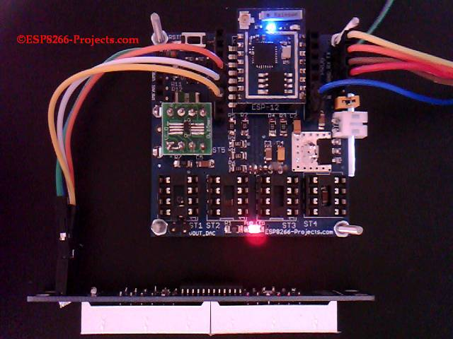 Arduino IDE – MAX7219 – 8 Digit Display Driver