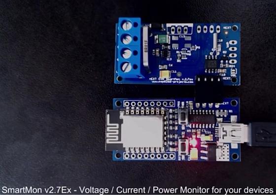 18 Bit ADC – MCP3421 – I2C Driver – ESP8266 CBDB